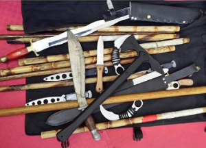 eskrima weapons