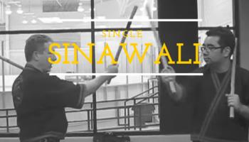 Stick Fighting Training – Sinawali