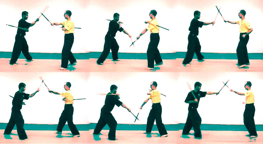 Arnis advance single sinawali