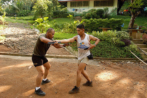 Filipino Knife Fighting