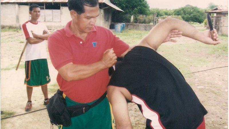 Essential Balintawak Eskrima Principles – Tips on Attacking, Slumping and Body Shifting