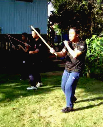 Essential Balintawak Eskrima Principles – Tips on Attacking, Slumping and Body Shifting
