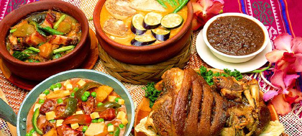 Distinctly Filipino Dishes
