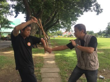 Stick Fighting