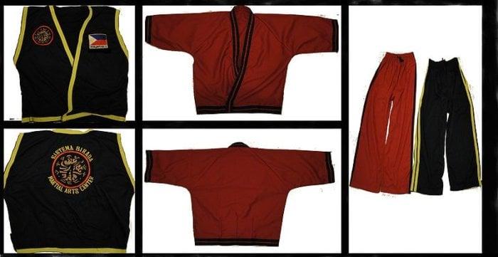 arnis uniform