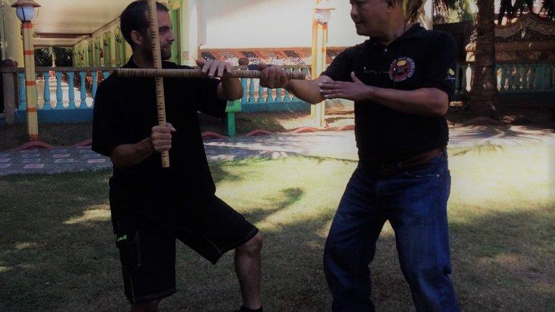 Exclusive Balintawak Kali Master Interview – Master Andrew Obon